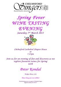 Winetasting poster 2015